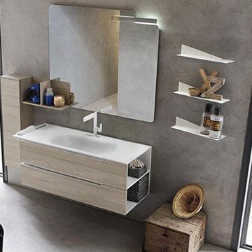 Composizioni di mobili da bagno